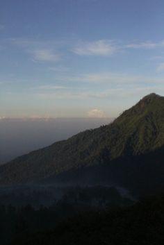 ijen mountain, banyuwangi, east java, INDONESIA