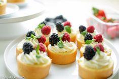 Basis recept: Rolcake | Kookmutsjes Piece Of Cakes, High Tea, Creme, Biscuits, Sweet Treats, Cheesecake, Rolls, Cupcakes, Sweets