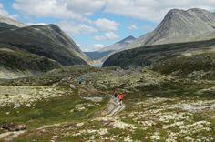 Dãy núi Besseggen, Na Uy