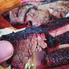 La Barbecue Cuisine Texicana in Austin, TX Ridiculous lines but deliciousness awaits