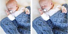 Little Dreams Knitted Baby Blanket [FREE Knitting Pattern] Sam Severson Kids Blankets, Baby Boy Blankets, Knitted Baby Blankets, Baby Afghans, Baby Boy Knitting Patterns Free, Free Knitting, Loom Knitting, Easy Baby Blanket, Blanket Patterns