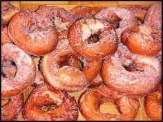 Rosquillas de anís, receta casera