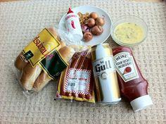 Icelandic Hot Dog Recipe