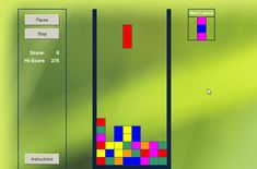 A nice game that to spend time at home from due to virus. Destroy the blocks by making vertical, horizontal, or diagonal lines of the same colour by arranging the falling columns. All Block, Drop Down List, Diagonal Line, Web Browser, Columns, Locker Storage, Tutorials, Colour, Templates