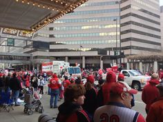Great view of the Opening Day parade this year! Thanks to all who came out.