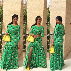 Top Ten Unique Ankara Styles You Should Have - Dabonke Unique Ankara Styles, Ankara Styles For Women, African Dresses For Women, African Attire, African Women, African Wear, African Fashion Ankara, African Print Fashion, Africa Fashion