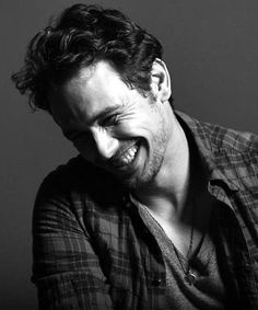 James Franco. love his smile... nothing sexier than a genuine smile on an attractive man