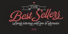 Brand font download