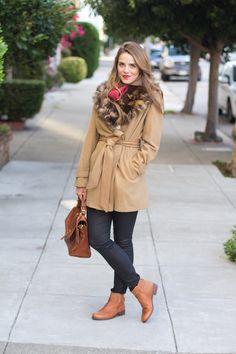 bundledup8 http://www.awear.com/coats+jackets/camel-fur-collar-wrap-coat/invt/10601083camel/