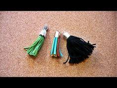 Poradnik jak zrobić chwosty w stylu BOHO ★ TUTORIAL DIY ★ [#9] Kurs tworzenia biżuterii od podstaw - YouTube
