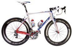ラピエール 2015年モデル:究極のエアロロードバイク『エアーコード』