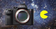 Sony Mirrorless Cameras Still Eat Stars #SonyCamera