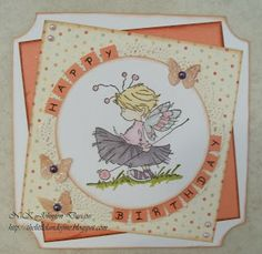 The little land of Me! Fairy Birthday Wishes