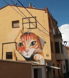 NEGO Graff in Zaragoza, Spain