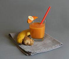 Papaya - Bananen - Smoothie