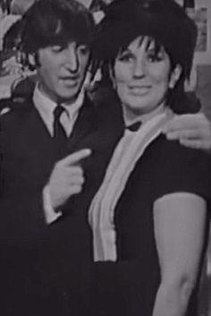 John and Alma Cogan