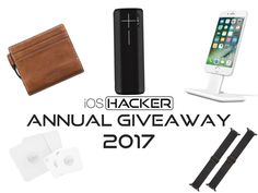 Repin and follow us on Pinterest to enter our giveaway! To find more ways to enter and for more information, please visit http://ioshacker.com/news/introducing-ioshacker-annual-giveaway-2017