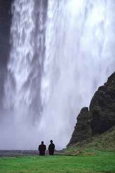 Skógafoss - Iceland**.