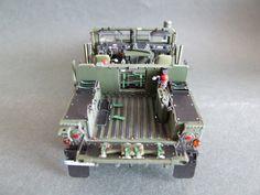 Plastic Model Kits, Plastic Models, Hummer H1, Military Diorama, Defenders, War Machine, Armors, Jeeps, Scale Models