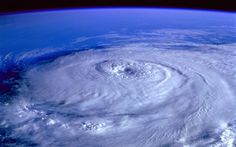 Hurricane Clouds- from outer space. My take away life lesson- stay in the eye of the hurricane avoiding getting sucked into the storm swirling around me Stargate, All Nature, Science Nature, Nature Images, Earth Science, Nature Pictures, Mother Earth, Mother Nature, Natural Disasters