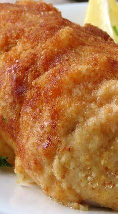 Baked Chicken Kiev
