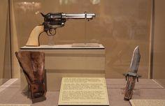 Billy the Kid's Colt Artillery Model SAA Revolver