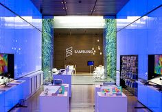 samsung logo re-design by aziz firat proposes to unify brand with the letter S