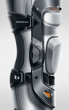 Pascal Ruelle / Priority Designs / Bledsoe / Protective Gear / 2011