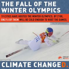 Do you love winter sports? Act now to preserve them. Check out these great websites: http://protectourwinters.org and http://climaterealityproject.org/pro-snow/