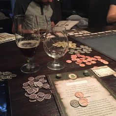Ever had friends by for #boardgames and then just started drinking?