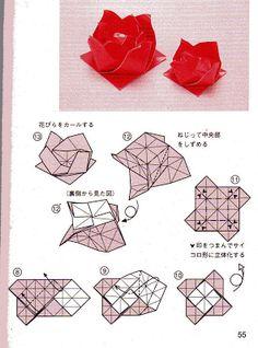 Origami-Papierwürfel falten - New Ideas Origami Modular, Instruções Origami, Origami Mouse, Origami Yoda, Origami And Quilling, Origami And Kirigami, Origami Dragon, Origami Paper Art, Fabric Origami
