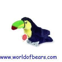 Hermann's colourful beaked Toucan.