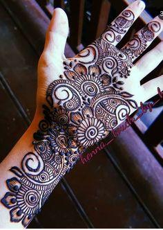 Full Hand Mehndi Designs, Simple Arabic Mehndi Designs, Henna Art Designs, Mehndi Designs For Girls, Mehndi Designs For Beginners, Dulhan Mehndi Designs, Mehndi Design Pictures, Mehndi Designs For Fingers, Beautiful Mehndi Design