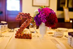 creative table numbers | ... the creative and sustainable approach to standard table numbers