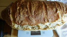 Chlebík z rúry, Chlieb a pečivo, recept | Naničmama.sk Banana Bread, Desserts, Food, Tailgate Desserts, Meal, Dessert, Eten, Meals, Deserts