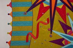 Susan Cleveland quilt detail