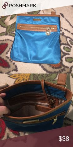 Michael Kors purse In great condition. Just not my style. Negotiable 👍🏼 Michael Kors Bags Satchels