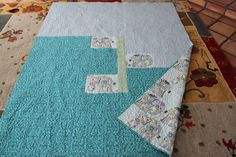 Handmade image is courtesy of twin sized quilt