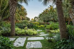 Ocean House Resort, Islamorada FL, Craig Reynolds Landscape Architecture, Tropical garden, tropical design, outdoor seating, Florida Keys, landscape, landscape design, coral stone, paving