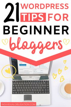 Make sure you read these WordPress blogging tips, tricks & hacks for beginner bloggers. That will help you tackle the most important blogging tips and website basics you need when you learn how to start a blog. Don't miss out on this blogging for beginners advice that includes some of the best blog tips for beginners you should know if you want to make money blogging + working from home online #WordPressTips #Blogging #HowToStartABlog #BloggingForBeginners #BlogTips #BloggingTips #WebsiteTips Website Tutorial, Online Tutorials, Blog Writing, Blogging For Beginners, Make Money Blogging, Blog Tips, How To Start A Blog, Wordpress, Advice