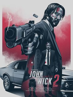 John Wick: Chapter 2 #movies #film