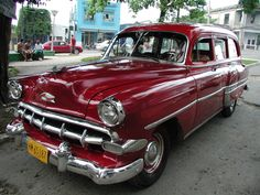 Old Cars of Havana 2013 check out this immaculate station wagon on the street in Miramar Havana Sept 2013