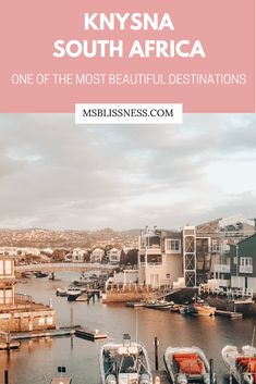 Knysna is one of my favourite places in the world. The Garden route holds a special place in my heart and the Knysna activities are my idea of perfect Knysna, Tahiti, Travel List, Travel Guides, African Holidays, Le Cap, Africa Travel, Images Gif, Dream Vacations