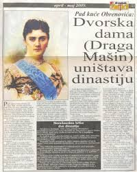 draga obrenović - Este último gesto fue la gota que colmó el vaso. El 10 de junio de 1903 tuvo lugar un golpe de Estado en Belgrado,4 y a las dos de la mañana del día 11 el palacio real fue asaltado por un grupo de oficiales del ejército.5 Curiosamente, el líder de los insurrectos era el hermano del difunto primer marido de la reina Draga