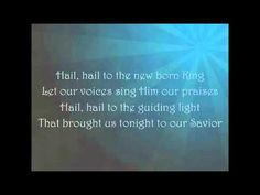 """Light Of the Stable""- Selah (with lyrics)"
