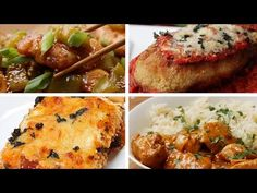 6 Date Night Dinners - YouTube