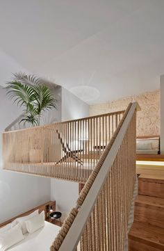 Designed by OHLAB, Puro is a boutique hotel located in the heart of the historical Palma de Mallorca, with a strong emphasis on the Mediterranean essence.