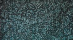 Close up of exterior fabric; a lovely damask print denim.
