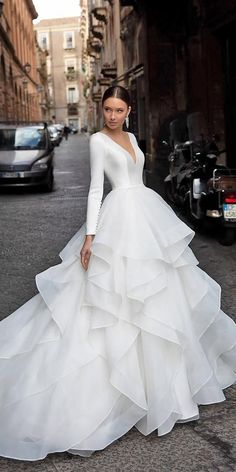 Ball Gowns Prom, Ball Gowns Evening, Ball Gown Dresses, Bridal Dresses, Civil Wedding Dresses, Dream Wedding Dresses, Boho Wedding, Casual Wedding, Mermaid Wedding Gowns