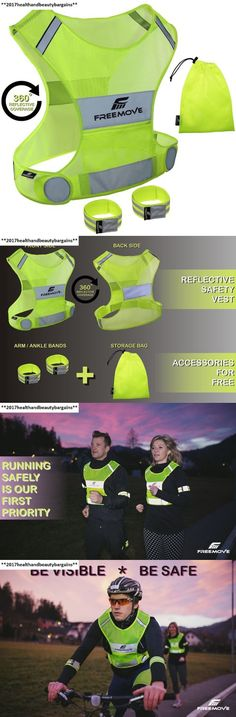Safety and Reflective Gear 158951: No.1 Reflective Vest | Your Best Choice To Stay Visible |... -> BUY IT NOW ONLY: $34.58 on eBay!